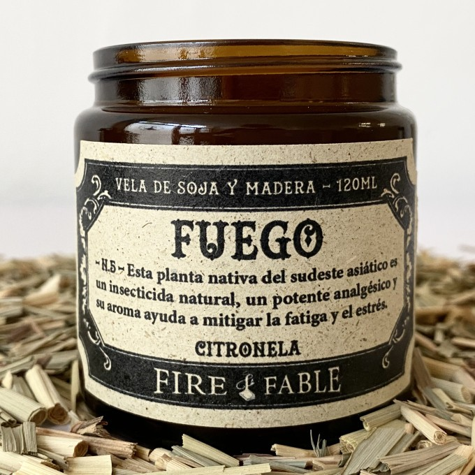 VELA | N.5 | FUEGO