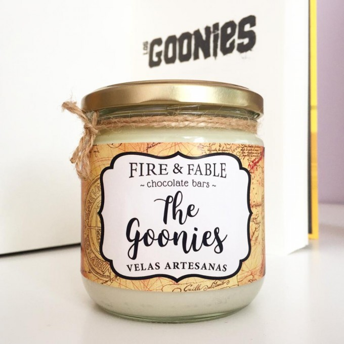 THE GOONIES CANDLE