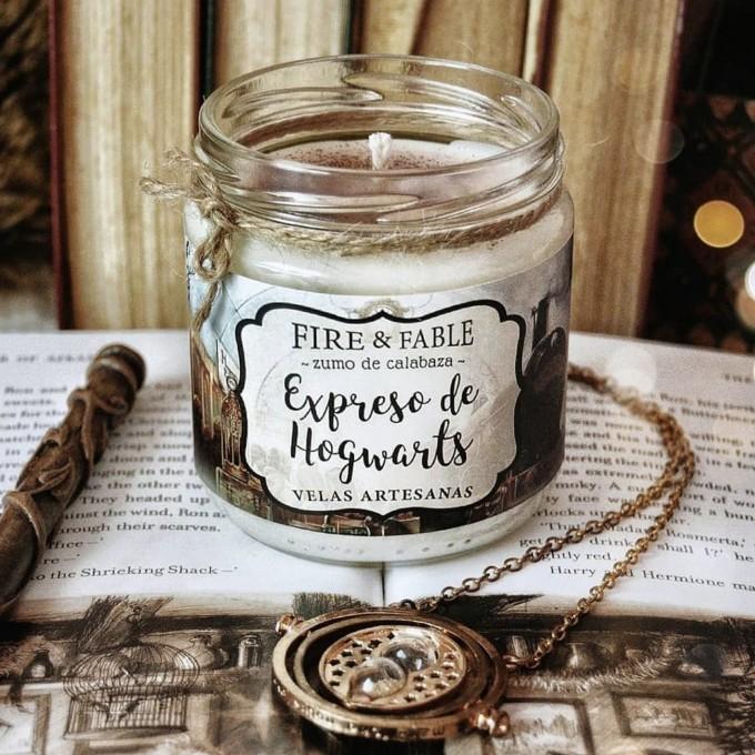 EXPRESO DE HOGHWARTS CANDLE