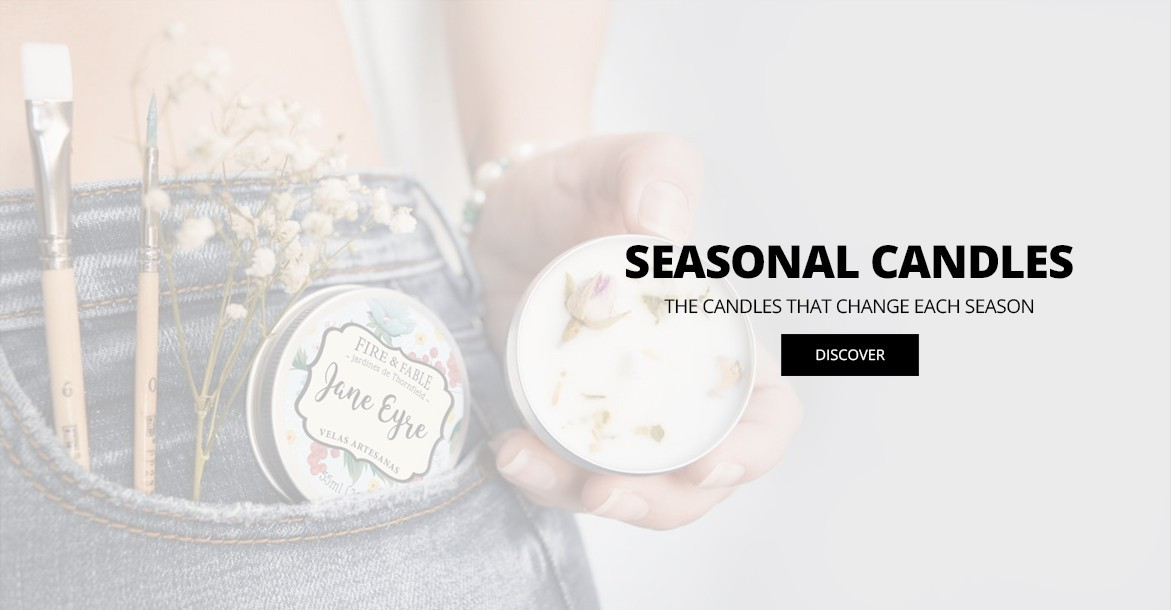 SEASONAL CANDLES